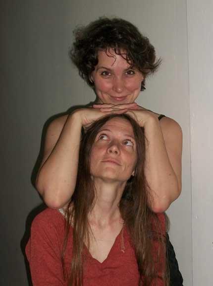 Ruth and Jess