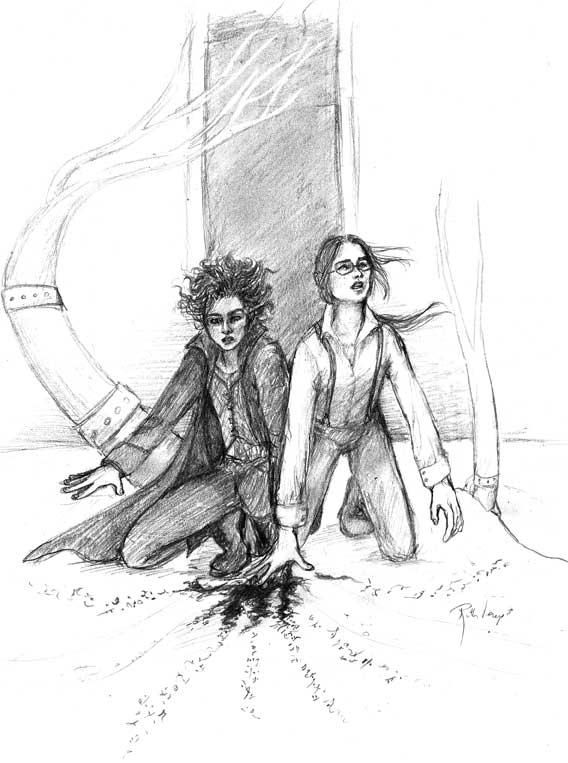 Djaren and Kara's point