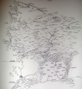 Shandor Map
