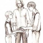 Jon's hand