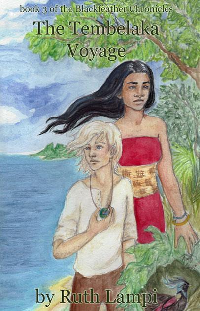 The Tembelaka Voyage Paperback